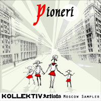 Kollektiv Artists. Pioneri.