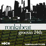 mK39 Ronkabeat - Groovin 24th EP