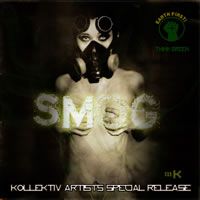 Kollektiv Artists. Smog Sampler