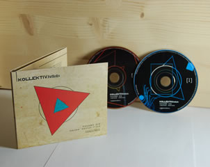 Kollektiv Artists. Volume 6. Limited Edition 2CD